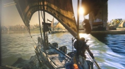 Assassin's Creed Origins : Fuite d'une nouvelle image !?