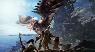 Monster Hunter World : Trailer d'annonce