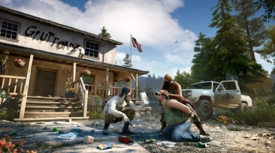 Far Cry 5 : le gameplay trailer impressionant d'Ubisoft