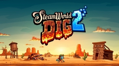 SteamWorld Dig 2 : Finalement pas exclusif à la Switch...