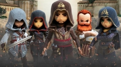 Assassin's Creed Rebellion : Les assassins infiltrent votre mobile