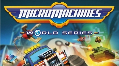 Micro Machines World Series : Le trailer de lancement
