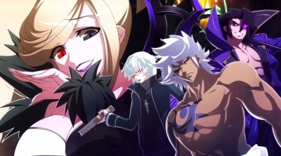UNDER NIGHT IN-BIRTH Exe:Late[st] - Un nouveau jeu de combat annoncé pour l'europe