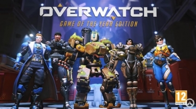 Overwatch : L'édition 'Game of the Year' arrive avec des bonus !
