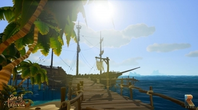 Sea Of Thieves : A l'abordage matelots !!!