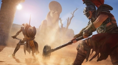Assassin's Creed Origins : 18 minutes de gameplay par IGN