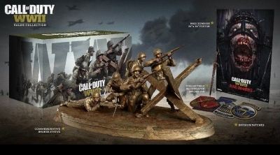 Call of Duty WWII : L'édition collector dévoilée !