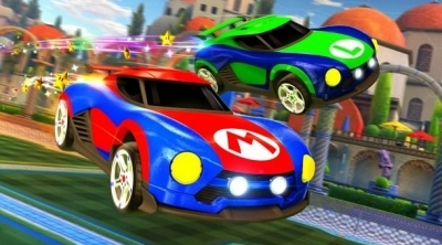 Rocket League : Des voitures pour la version Switch