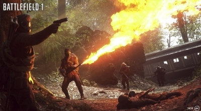Battlefield 1 : L'extension 'In the Name of the Tsar' en approche