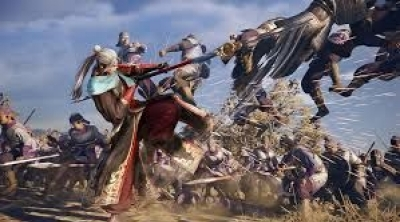 Dynasty Warriors 9 : Trailer TGS 2017