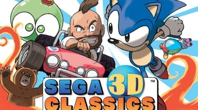 Bon Plan : Sega 3D Classics Collection à 19,40 euros (au lieu de 29,99...)