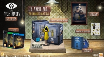 Bon Plan : Little Nightmares en édition collector à 14,99 euros (au lieu de 29,99...)
