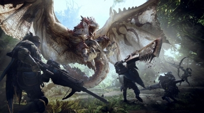 Monster Hunter World : pas de beta sur PC et Xbox One