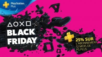 Playstation Store : Les offres du Black Friday 2017