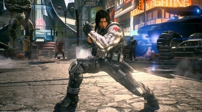 Marvel Vs Capcom Infinite : Venom, Black Widow et Winter Soldier dévoilés