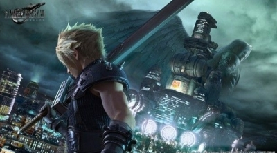 Final Fantasy VII Remake : Trois photos de concept-arts du jeu