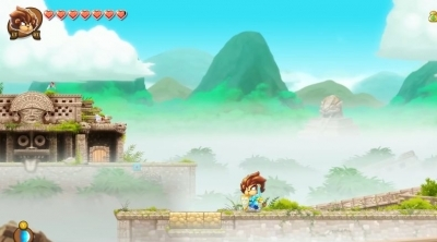 Monster Boy and the Cursed Kingdom : Vers une version boite en Amérique du Nord !