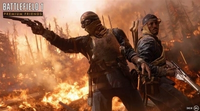 Battlefield 1 Apocalypse : Désormais disponible...