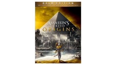 Bon Plan : Assassin's Creed Origins - Edition Gold à 59,99 euros (au lieu de 99,99...)