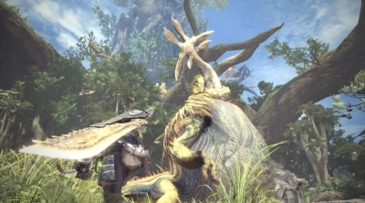 Monster Hunter World : Jeu le plus vendu de Capcom