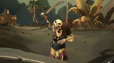 Sea Of Thieves est disponible !