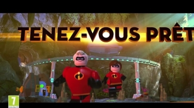 LEGO Les Indestructibles : Le premier trailer de gameplay