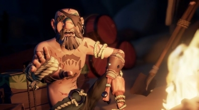 Sea of Thieves : Date et trailer de la première extension 'Hungering Deep'