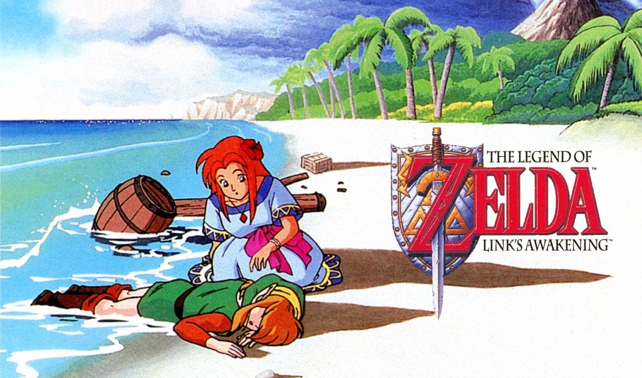 MusiqueFun : La musique de The Legend of Zelda : Link's Awakening - Tal Tal Heights