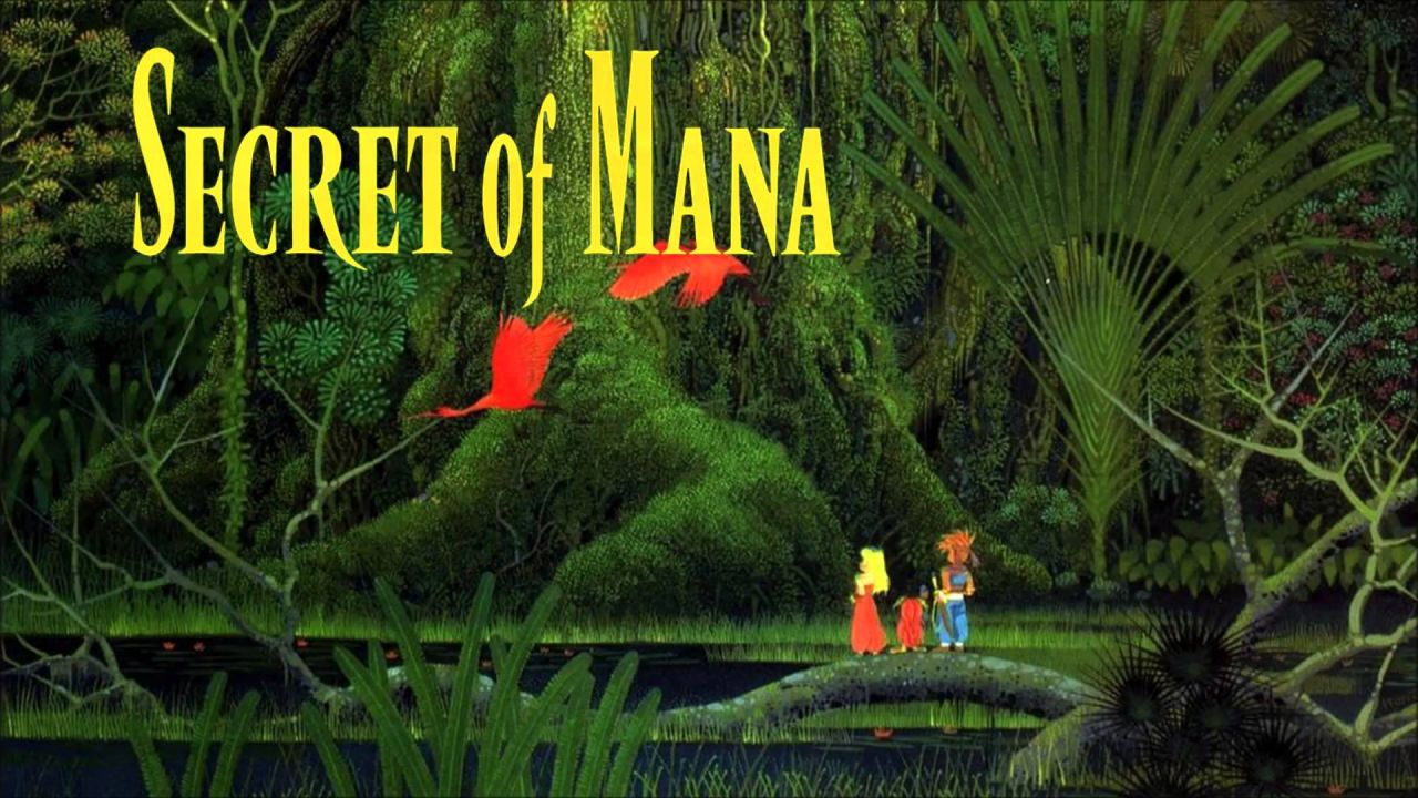 MusiqueFun : Secret of Mana sur Super Nintendo