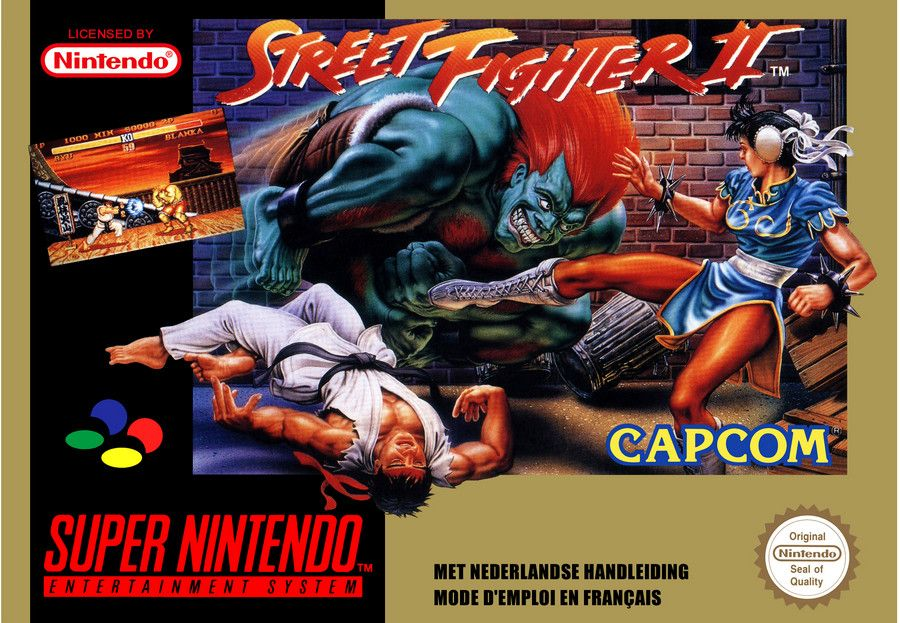 MusiqueFun : Street Fighter 2 sur Super Nintendo