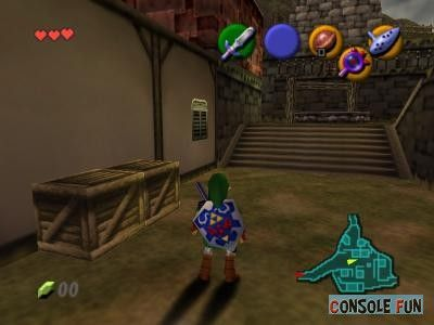 Zelda Ocarina of Time : le test
