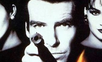 Fun : Quand Pierce Brosnan joue à Goldeneye 64