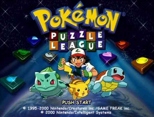 Test rétro : Pokemon Puzzle League