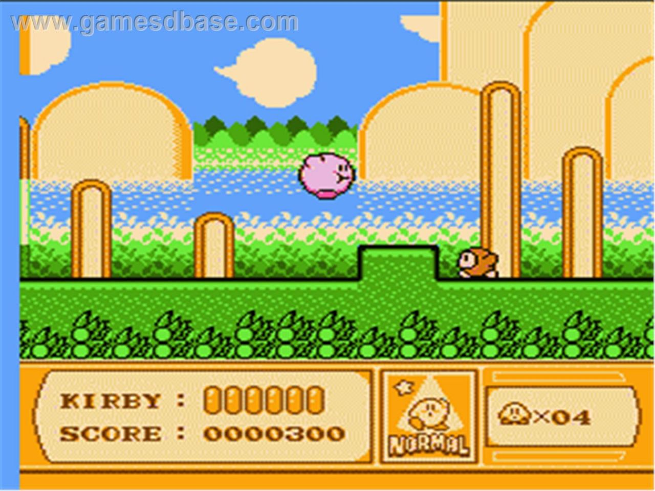 Kirby's Adventure sur NES
