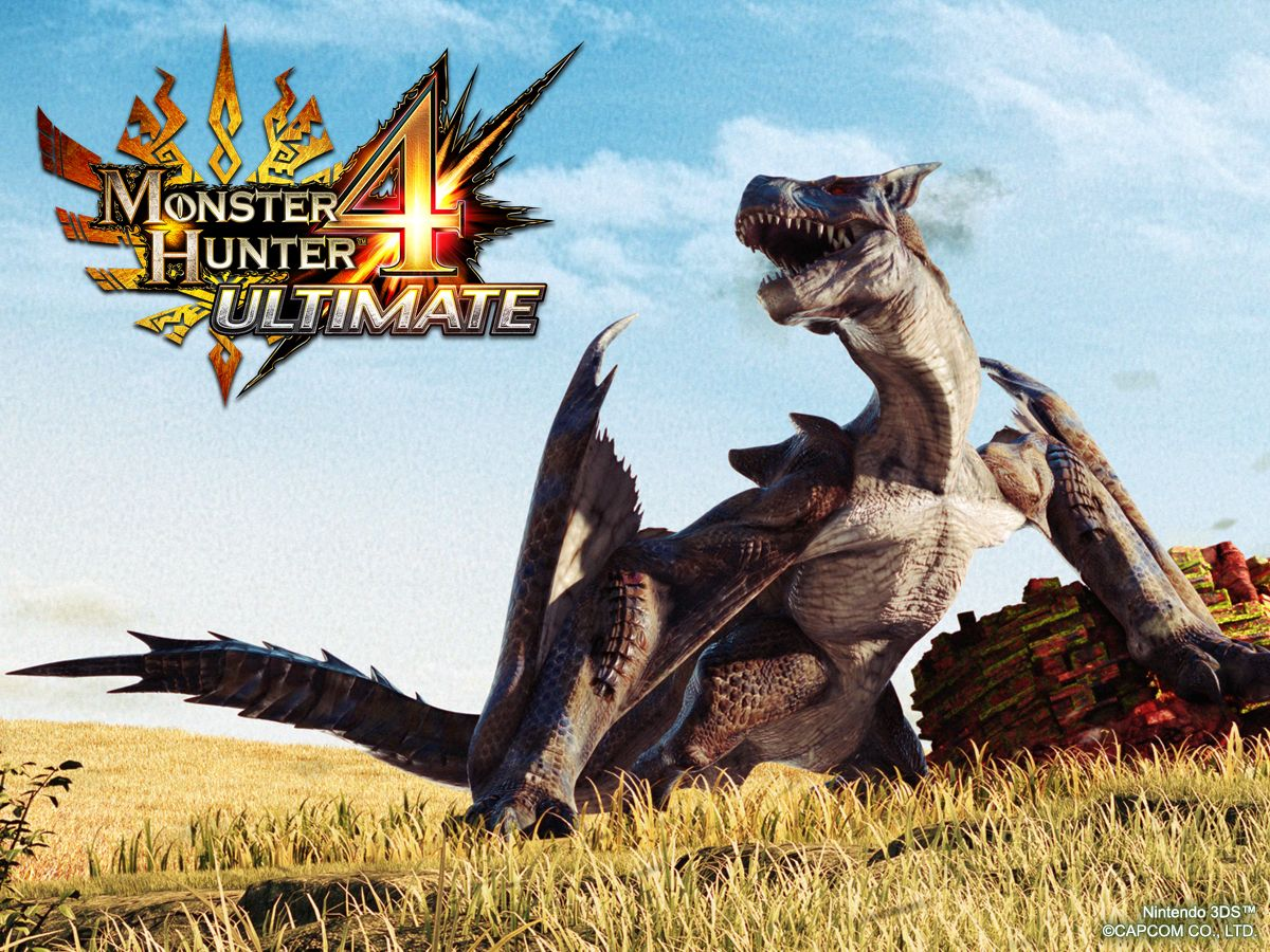 Monster Hunter 4 Ultimate : Gore Magala pour fêter le succès