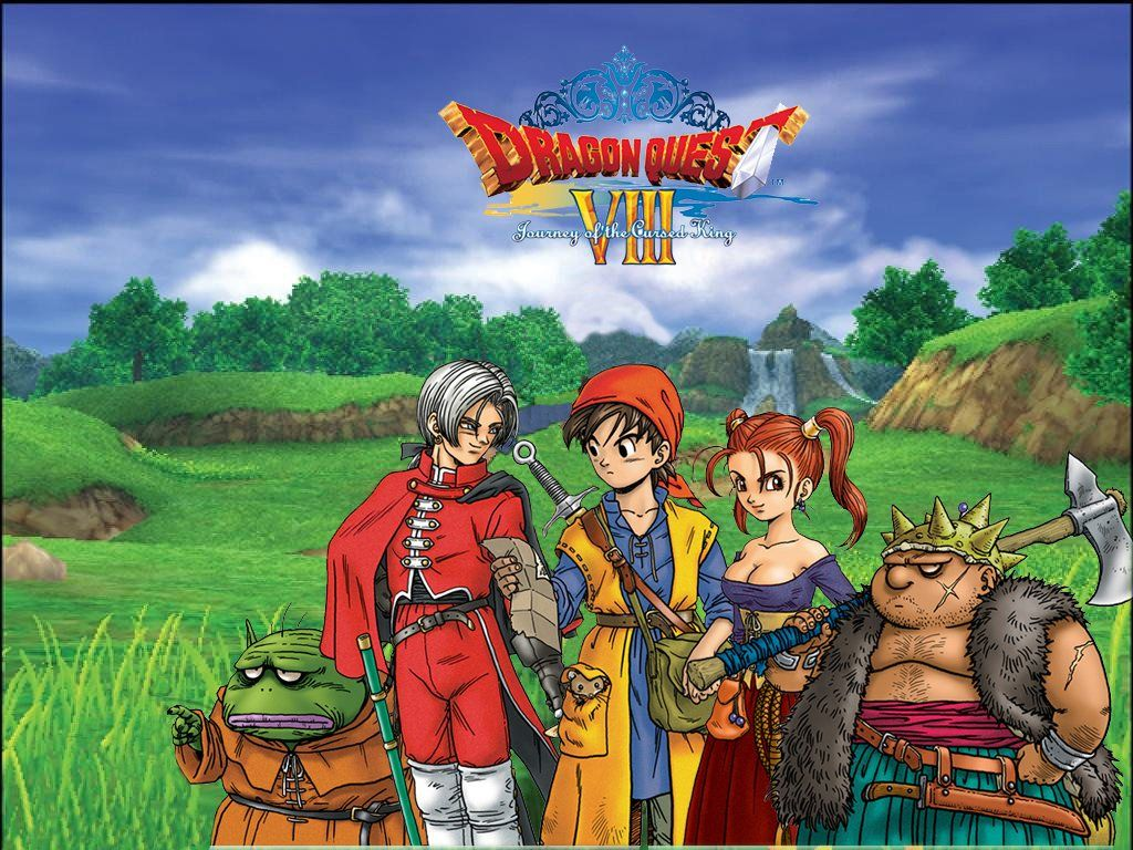 Dragon Quest VIII : Le trailer de lancement
