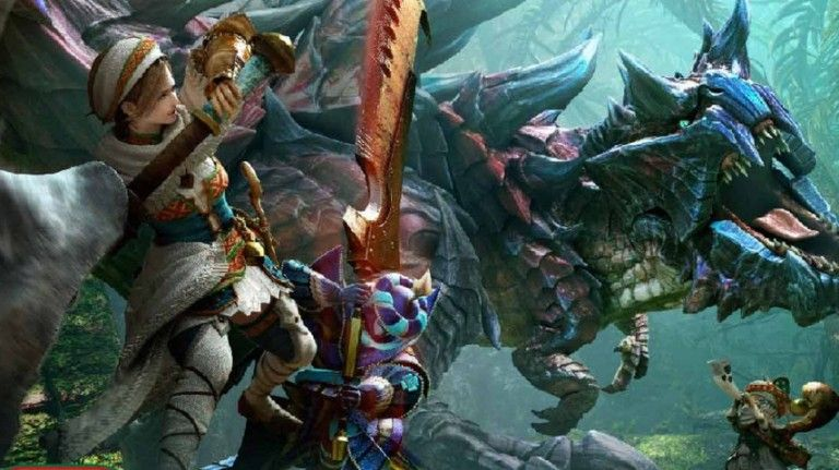 Monster Hunter XX : Le nouveau trailer