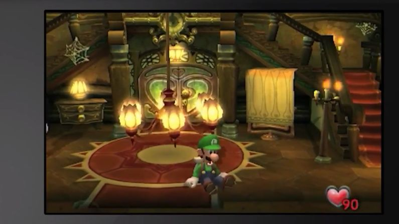 Luigi's Mansion : Le remake de la version GameCube arrive sur Nintendo 3DS