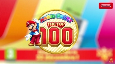 Mario Party : The Top 100 - Le nouveau trailer