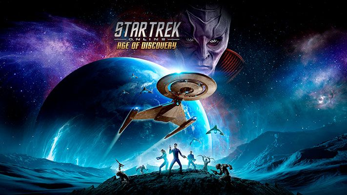 Star Trek Online : Age of Discovery  arrive le 9 octobre sur PC