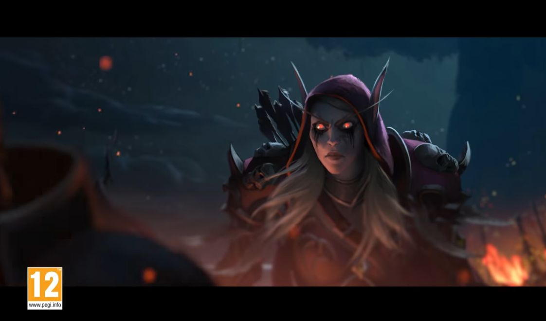 World of Warcraft : Sylvanas, 2e court-métrage d'animation de la série Prémices disponible