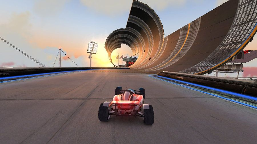 TrackMania Nations : Un remake va arriver !