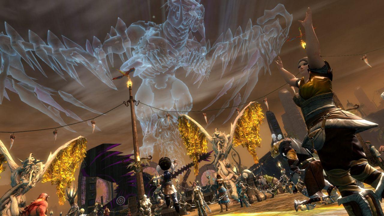 Guild Wars 2 : Rejoignez la nouvelle édition de la Foire du Dragon !