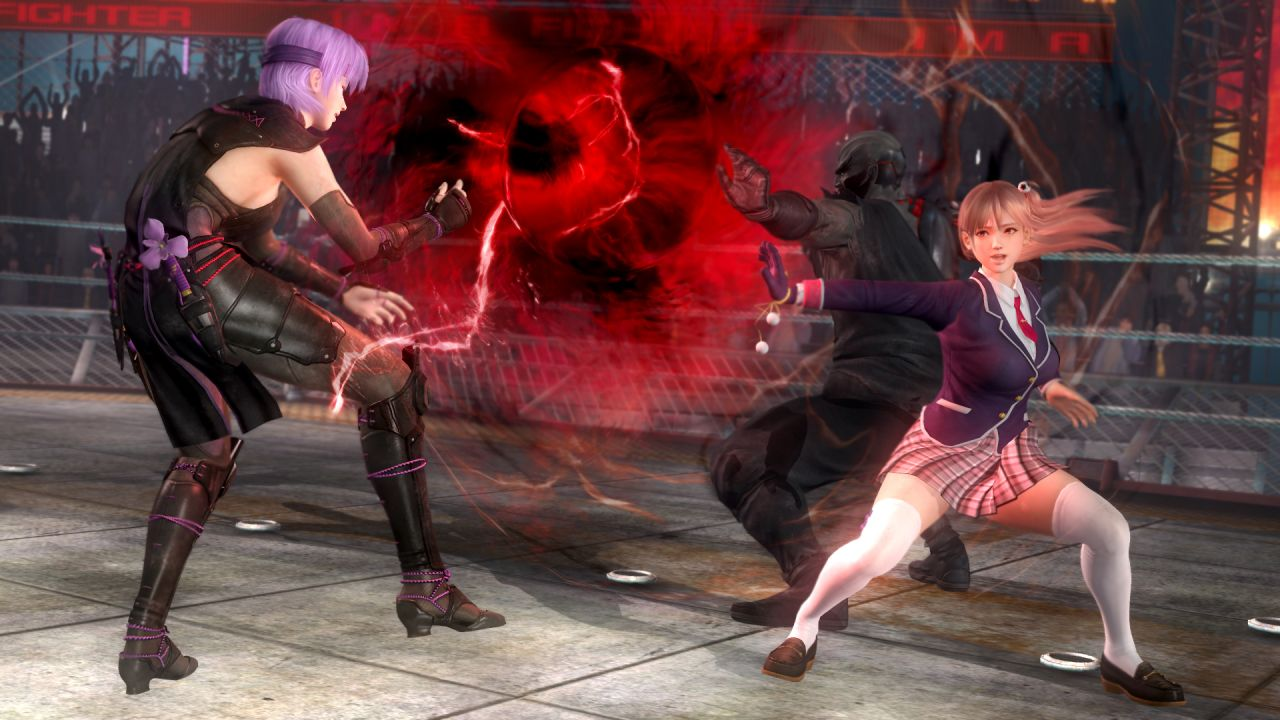 Dead or Alive 5 Last Round : Core Fighters