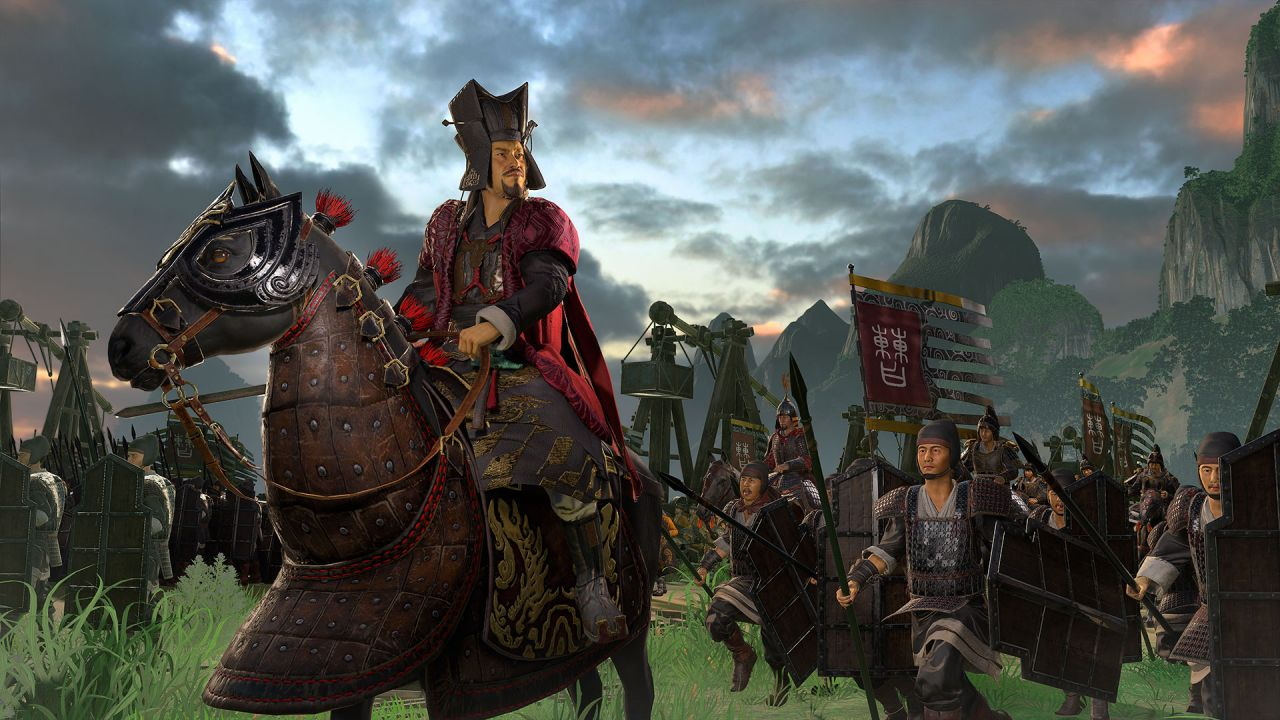 Total War : THREE KINGDOMS - La nouvelle bande-annonce de l'ancien Empire Chinois