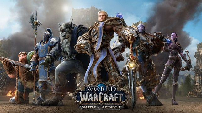 World of Warcraft : Battle for Azeroth devient l'extension la plus rapidement vendue de tous les temps