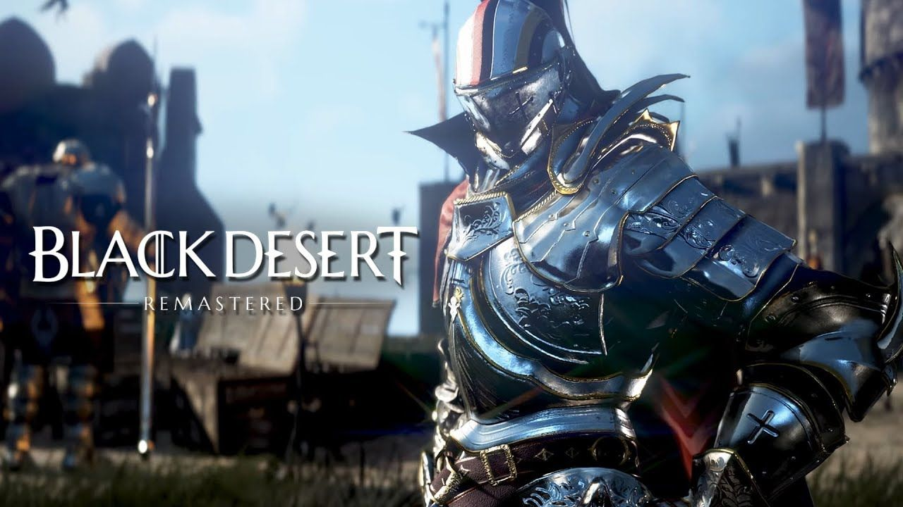 Black Desert Online : La version Remastered disponible !