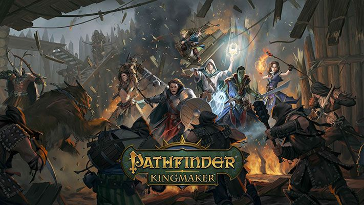 Pathfinder - Kingmaker :  Le DLC Varnhold's Lot est disponible !