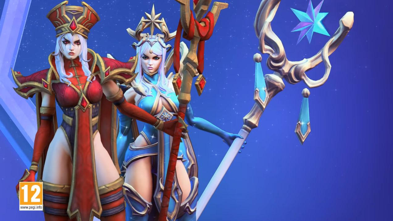 Heroes of the Storm : Sally Blanchetête arrive dans le Nexus
