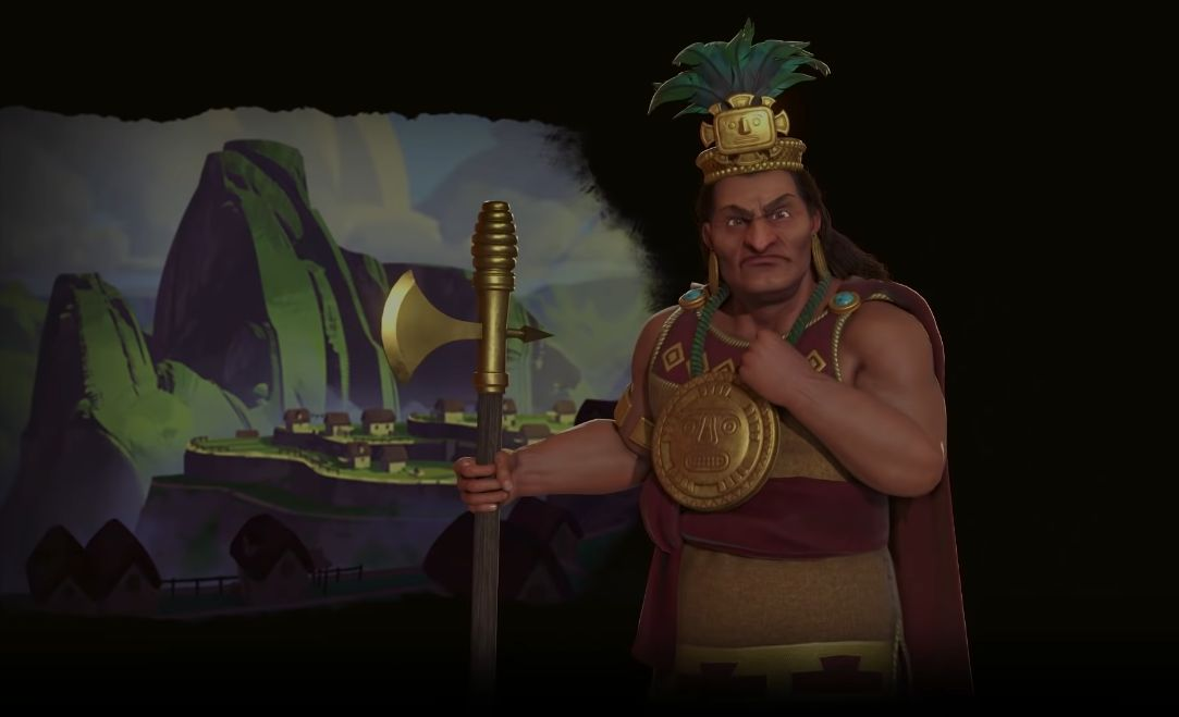 Civilization VI : L'extension Gathering Storm amène la civilisation Inca